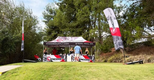 Bragg Companies Charity Golf Tournament Encore Tent