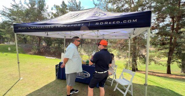 Bragg Companies Charity Golf Tournament RD Reed