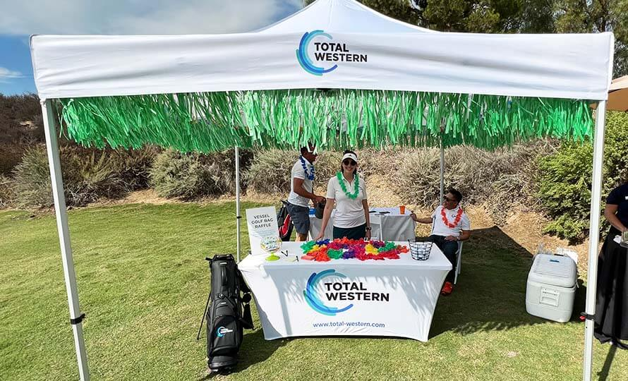 Total Western Bragg Golf Tournament 2021
